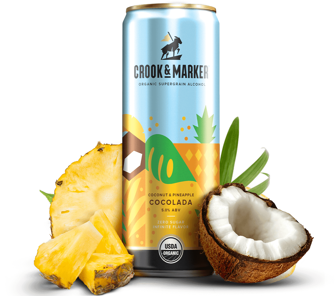 CM Cocolada Can with Fruit