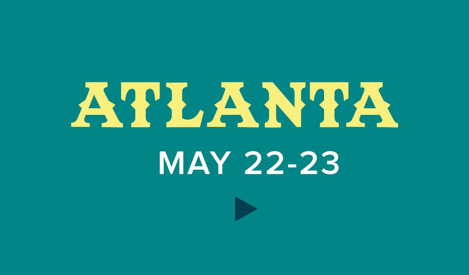 The Margomobile Tour - Atlanta