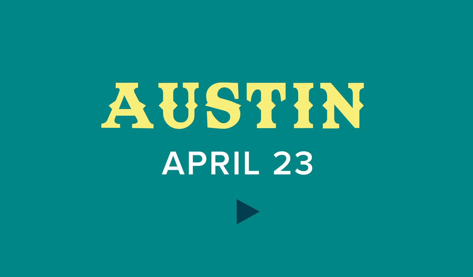 The Margomobile Tour - Austin