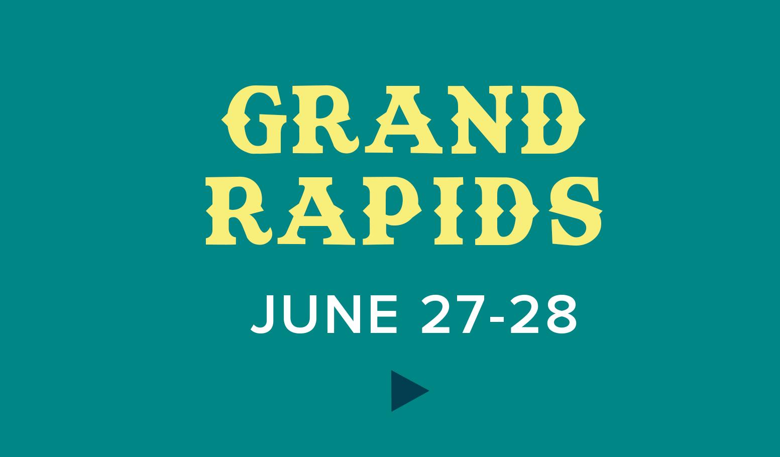 The Margomobile Tour - Grand Rapids