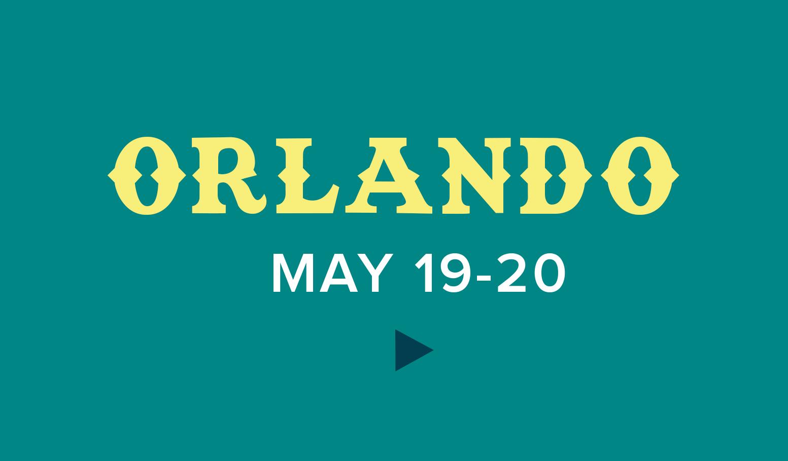The Margomobile Tour - Orlando
